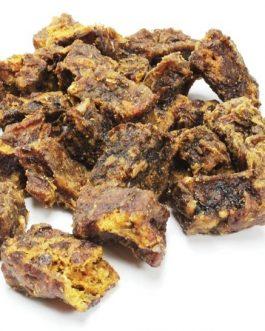 200 gram eendenvlees blokjes gedroogd