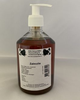 500 ml Zalmolie